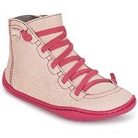 Skor Flick Höga sneakers Camper PEU CAMI Rosa