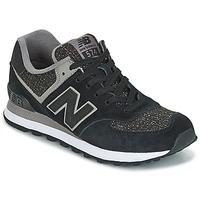 Skor Dam Sneakers New Balance WL574 Svart