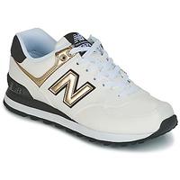 Skor Dam Sneakers New Balance WL574 Vit