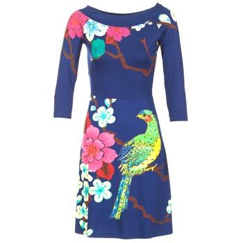 textil Dam Korta klänningar Desigual MARTA