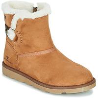 Skor Flickor Boots Tom Tailor JAVILOME Brun