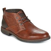 Skor Herr Boots Tom Tailor LAORA Brun