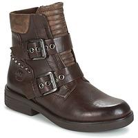 Skor Dam Boots Marco Tozzi POUDREE Brun