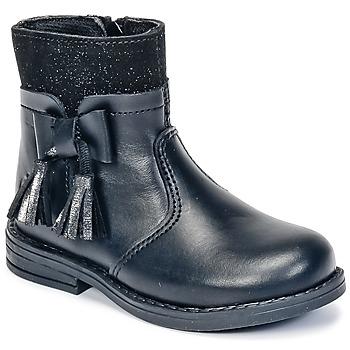 Skor Flickor Boots Citrouille et Compagnie HEYLI Svart