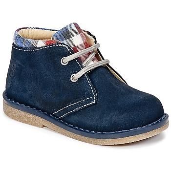 Skor Pojk Boots Citrouille et Compagnie HEYLI Marin