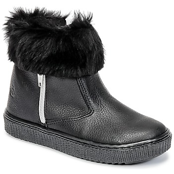 Skor Flick Boots Citrouille et Compagnie HOUPI Svart