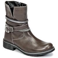 Skor Flickor Boots Citrouille et Compagnie HASU Grå