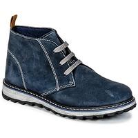 Skor Pojkar Boots Citrouille et Compagnie HISEO Marin