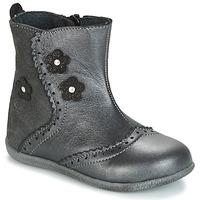 Skor Flickor Boots Citrouille et Compagnie HOPETTE Grå