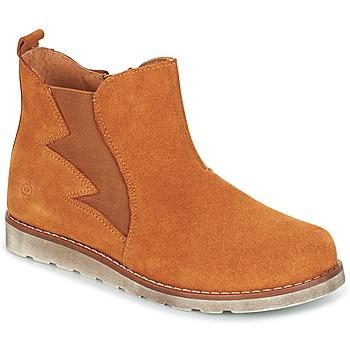 Skor Pojkar Boots Citrouille et Compagnie HISSA Kamel