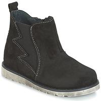 Skor Pojk Boots Citrouille et Compagnie HISSA Svart
