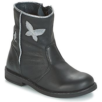 Skor Flick Boots Citrouille et Compagnie HORELI Svart
