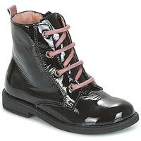Skor Barn Boots Citrouille et Compagnie HEMANU Svart / Rosa