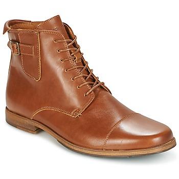 Skor Herr Boots Schmoove BLIND BRITISH BROGUE Kamel