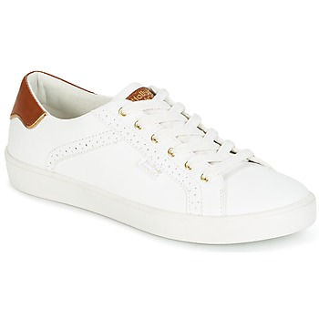 Skor Dam Sneakers Molly Bracken MALIO Vit