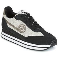 Skor Dam Sneakers No Name EDEN JOGGER Svart / Grå
