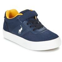 Skor Barn Sneakers Ralph Lauren HANFORD HM EZ Marin