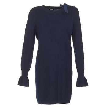 textil Dam Korta klänningar Kookaï DICTU Marin