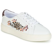 Skor Dam Sneakers Dune London EMERALDA Vit