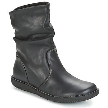 Skor Dam Boots Casual Attitude HAPANO Svart