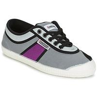 Skor Herr Sneakers Kawasaki HOT SHOT Grå / Violett