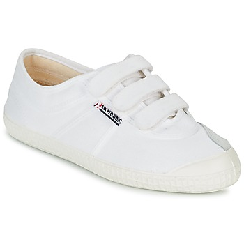 Skor Sneakers Kawasaki BASIC VELCRO Vit