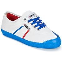 Skor Herr Sneakers Kawasaki BASIC FANTASY Vit / Blå