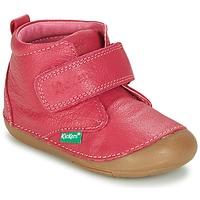 Skor Flick Boots Kickers SABIO FUCHSIA