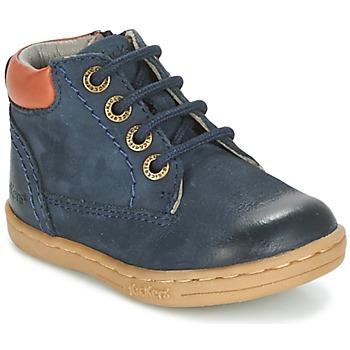 Skor Pojkar Boots Kickers TACKLAND Marin