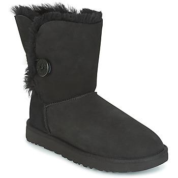 Skor Dam Boots UGG BAILEY BUTTON II Svart