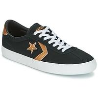 Skor Dam Sneakers Converse BREAKPOINT OX Svart / Guld