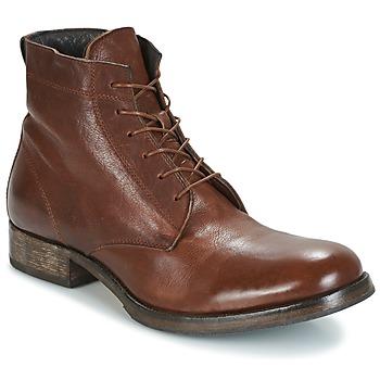 Skor Herr Boots Moma CUSNA COPPER Brun