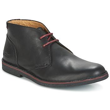 Skor Herr Boots Kickers MISTIC Svart
