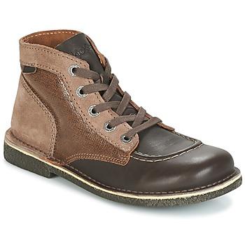 Skor Dam Boots Kickers LEGENDIKNEW Brun / Mörk