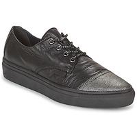 Skor Dam Sneakers Pataugas YAK Svart / Silverfärgad