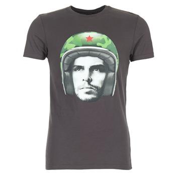 textil Herr T-shirts Le Temps des Cerises CUBA Grå