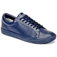 Skor Herr Sneakers Hackett MYF STRATTON Blå