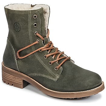 Skor Flick Boots Bullboxer CHEWIM KAKI
