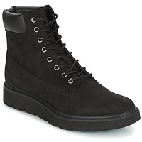 Skor Dam Boots Timberland KENNISTON 6IN LACE UP BOOT Svart