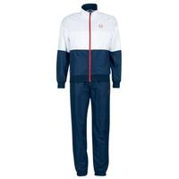 textil Herr Sportoverall Sergio Tacchini LACKSON TRACKSUIT Marin / Vit