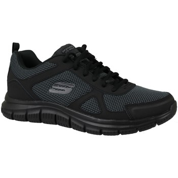 Skor Herr Sneakers Skechers Track 52630-BBK