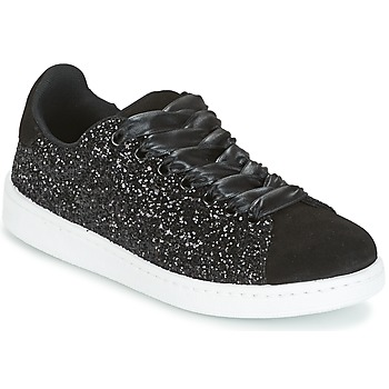 Skor Dam Sneakers Yurban HELVINE Svart