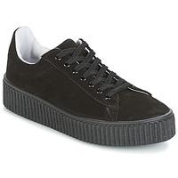Skor Dam Sneakers Yurban HADIL Svart