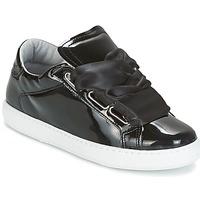 Skor Dam Sneakers Yurban HOURIX Svart