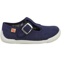 Skor Barn Sneakers Vulladi LETINAS  DIMONI PIC K AZUL