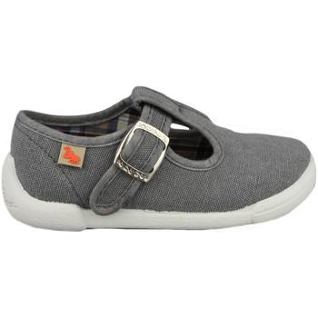 Skor Barn Sneakers Vulladi LETINAS  DIMONI PIC K GRIS