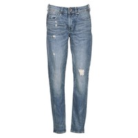 textil Dam Jeans boyfriend G-Star Raw MIDGE SADDLE BOYFRIEND WMN Blå