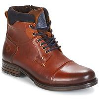 Skor Herr Boots Coxx Borba AGOZ Kamel / Blå