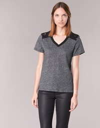 textil Dam T-shirts Casual Attitude HINE Grå