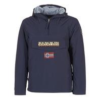 textil Herr Parkas Napapijri RAINFOREST Marin